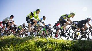 Le Giron de La Côte: petite course, grande organisation