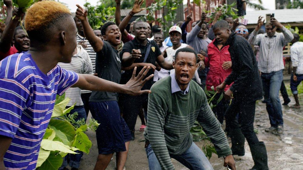 Balles suisses antiémeutes en Afrique
