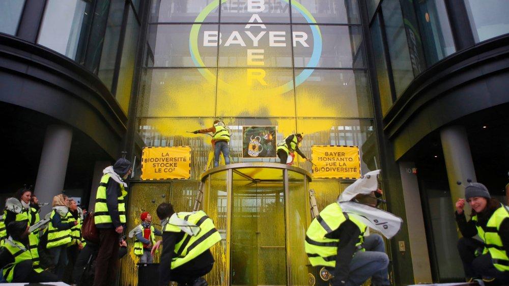Bayer, qui a racheté Monsanto l'année dernière, va faire appel du verdict de mercredi: son produit, le Roundup, est sans danger, continue-t-il  de marteler.