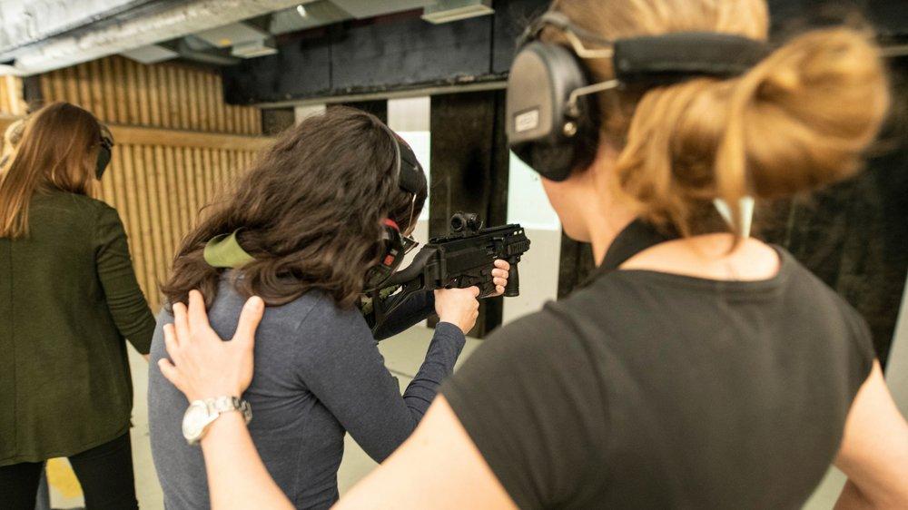 Des fusils et des femmes