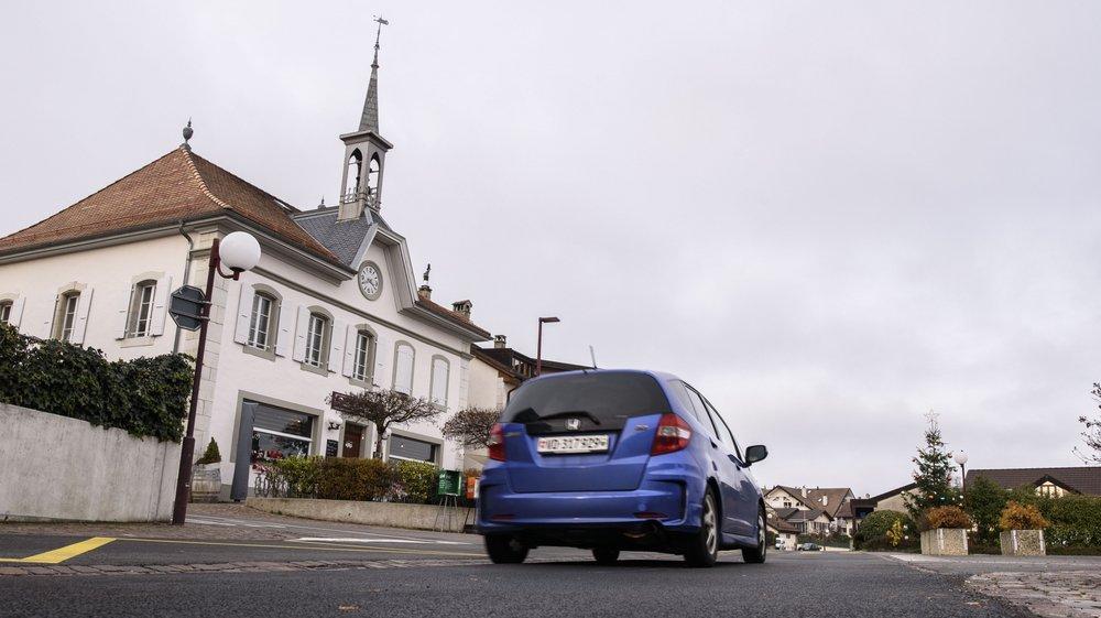 Le village de Signy va devoir mener une réflexion plus large sur sa mobilité.