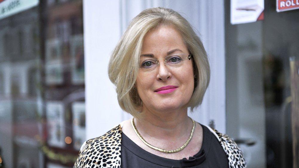 Josephine Byrne Garelli estime qu'il faut revoir au plus vite les clés de répartition entre le canton et les communes.