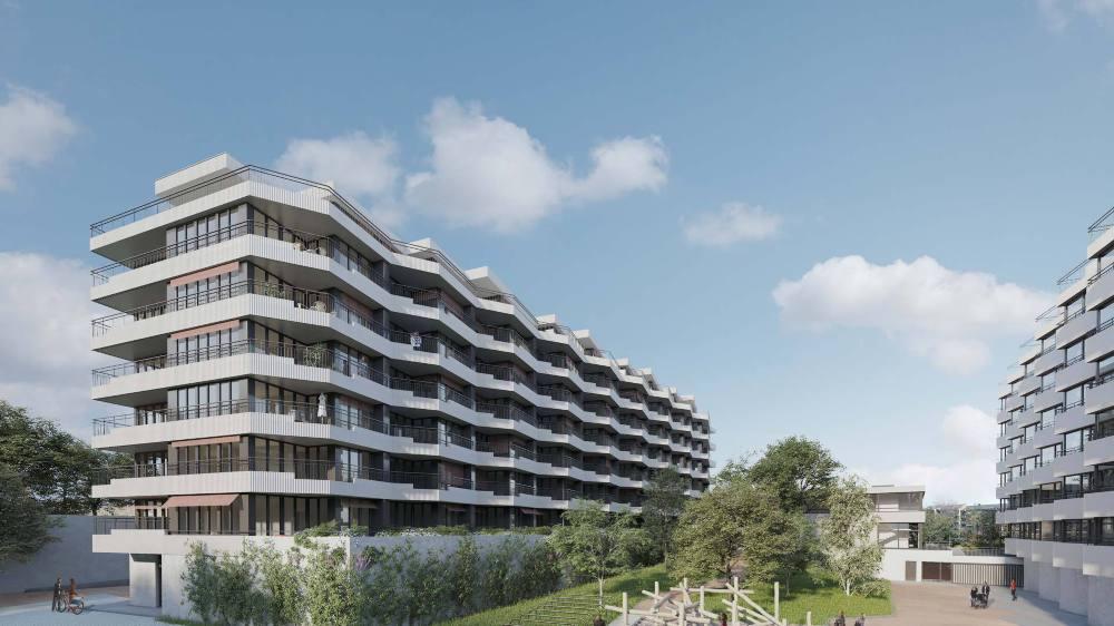 Le futur quartier accueillira 430 nouveaux habitants.
