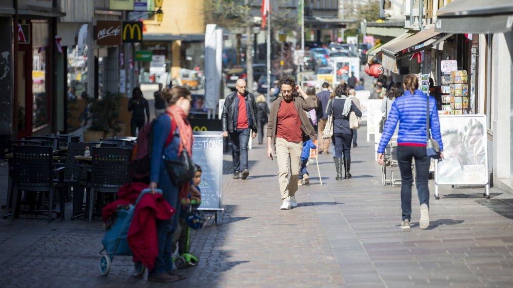 Après les impôts, les Nyonnais pourraient se prononcer sur les heures d'ouvertures des commerces.