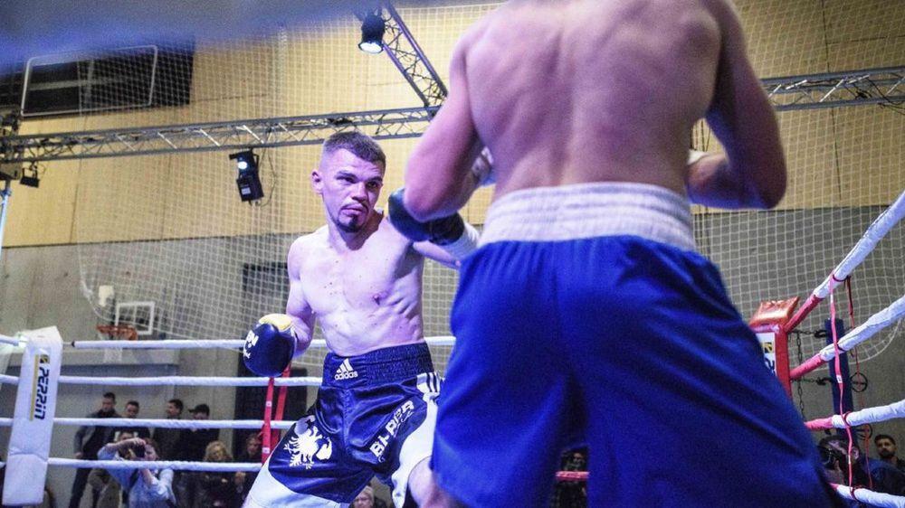 Arber Ibishi a dompté le Géorgien Dato Nanava pour remporter son sixième combat pro.