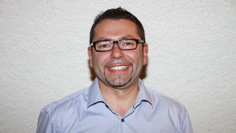 Philippe Jobin est le nouveau syndic d'Echichens.