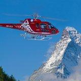 Visite d'Air Zermatt