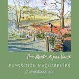 Exposition de peintures - Charles Stoudmann