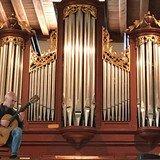 Guitare et orgue au temple d'Aubonne
