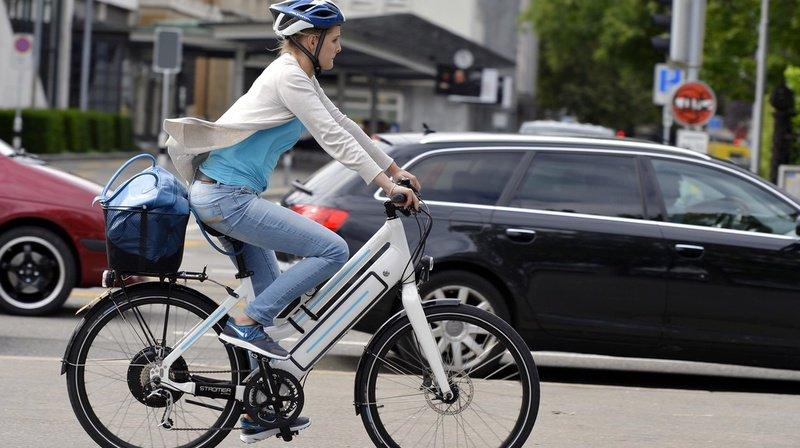 Les accidents avec des vélos électriques toujours plus nombreux