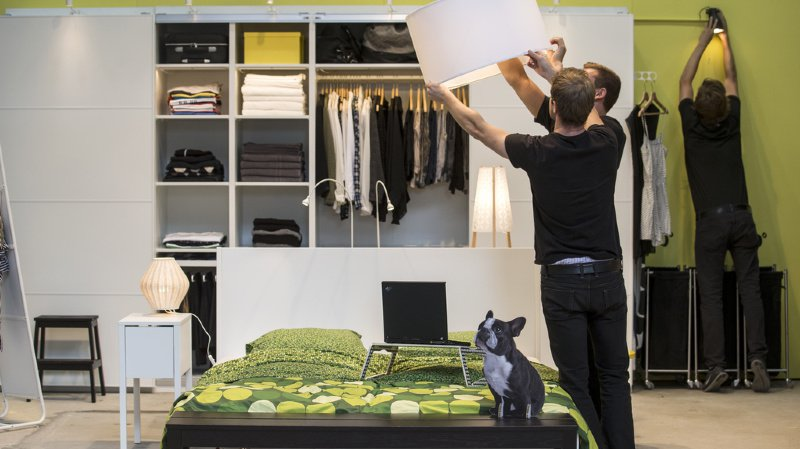 Ikea se met au vert avec des résolutions pour éviter la consommation à usage unique.