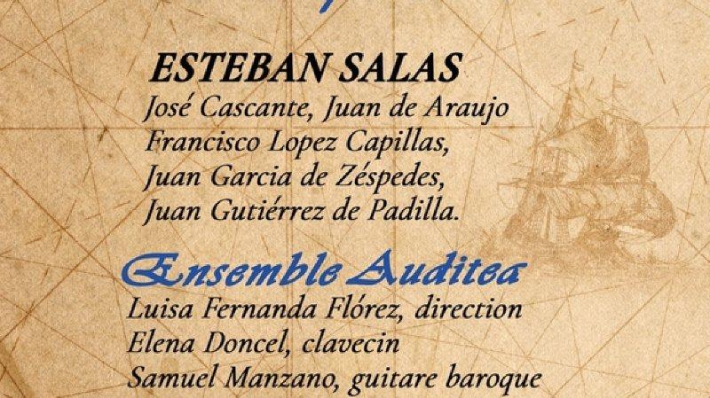 Concert de musique Baroque d'Amérique du sud