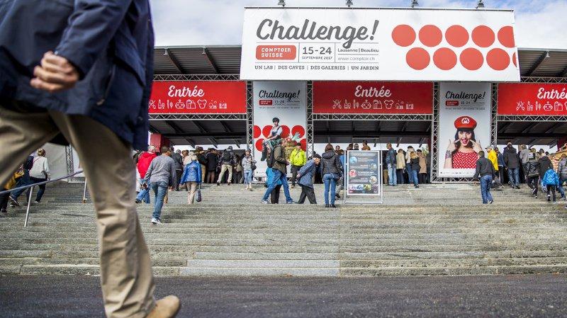 La fin du Comptoir suisse avait été annoncée l'an dernier, à la veille de sa 100e édition. (archive)