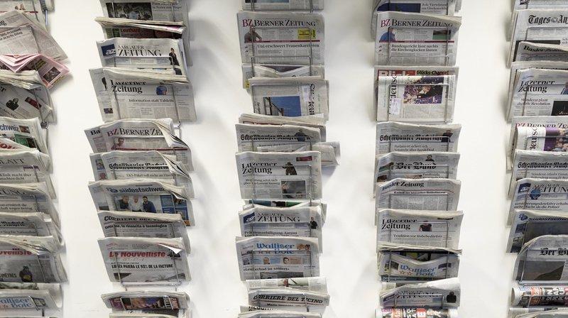 Liberté de la presse: la Suisse est 6e au classement mondial, malgré une baisse des moyens