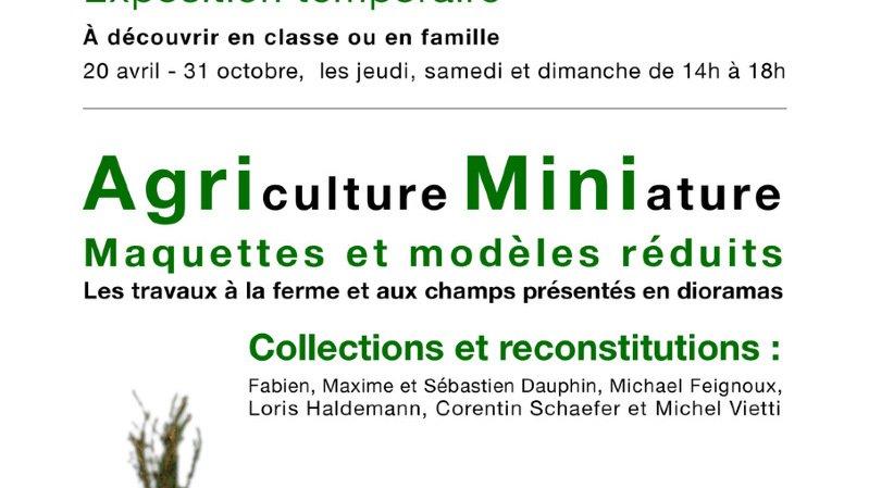 """""""Agriculture en miniatures"""""""