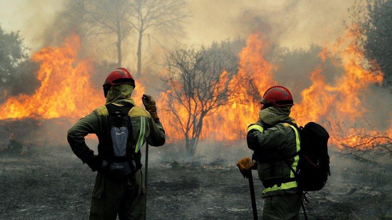 Chine: au moins 30 pompiers tués dans un incendie de forêt