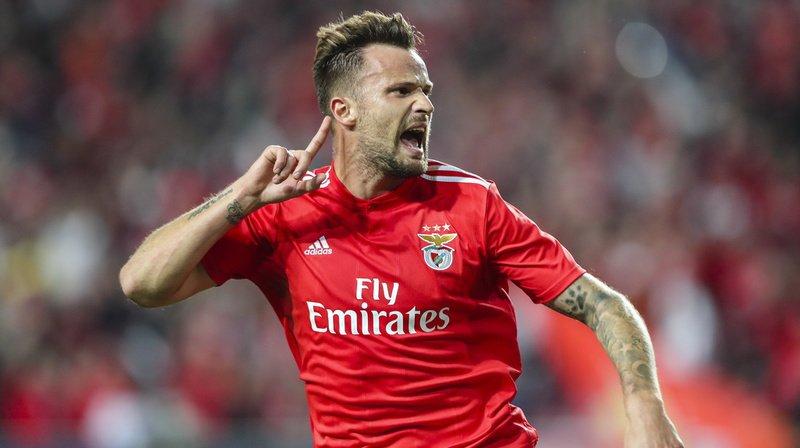 Football – championnat du Portugal: Seferovic creuse l'écart au classement des buteurs