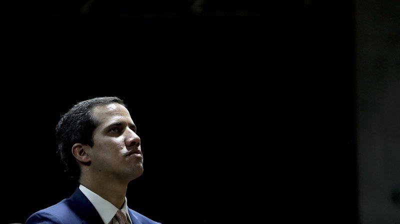 Venezuela: l'immunité de l'opposant vénézuélien Juan Guaido levée