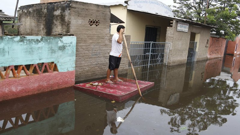 Paraguay: 20'000 familles paraguayennes sinistrées suite à des inondations