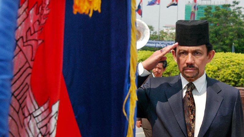 L'idée d'introduire la charia remonte à 2014. Une initiative lancée par le sultan Hassanal Bolkiah.