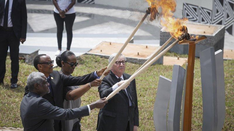 25 ans après, le Rwanda commémore le génocide de 1994