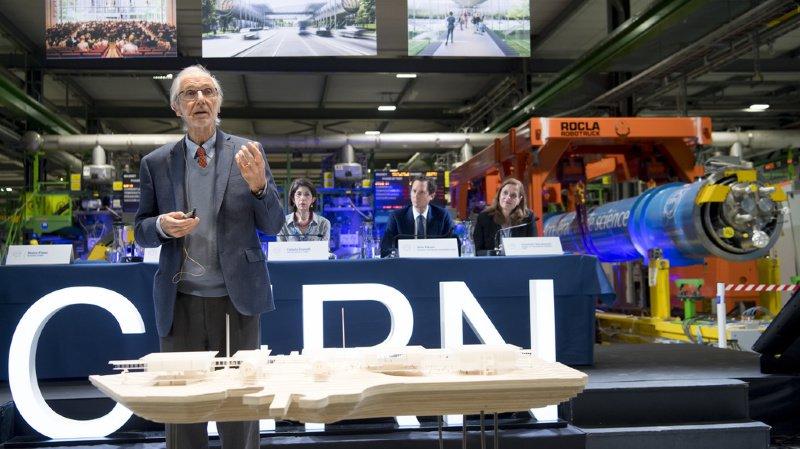Le CERN construira une mini-ville dédiée à la science en 2020