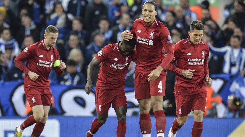 Football - Ligue des champions: Liverpool bat Porto, Tottenham vainqueur de Manchester City