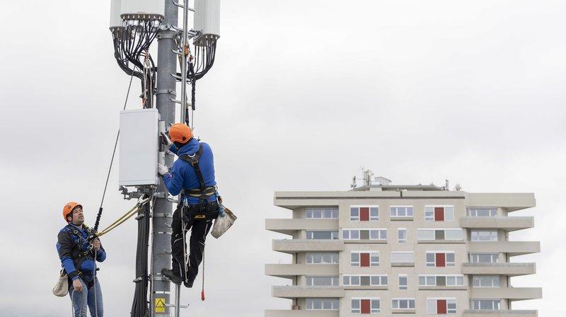 Télécommunications: on fait le point sur la 5G en 5 questions