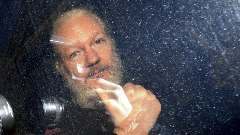 WikiLeaks: le père d'Assange demande à Canberra de le rapatrier en Australie