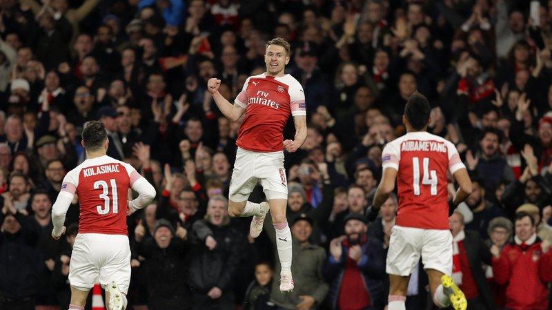 Football - Europa League: Arsenal remporte le choc face à Naples, Benfica et Chelsea s'imposent, le derby espagnol à Valence