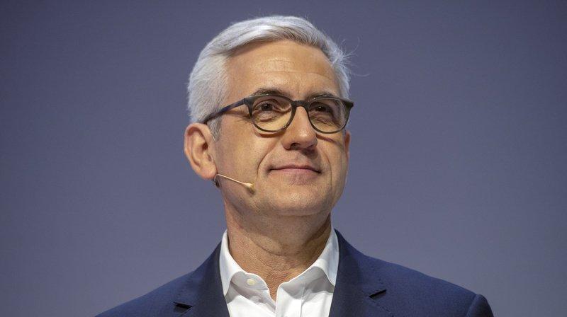 Industrie: le patron d'ABB Ulrich Spiesshofer quitte le groupe avec effet immédiat