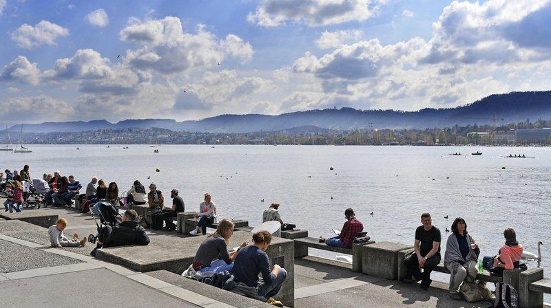 Météo: le week-end de Pâques s'annonce doux et ensoleillé en Suisse romande
