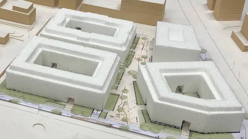 Nyon: pluie de critiques sur le futur quartier de la Suettaz