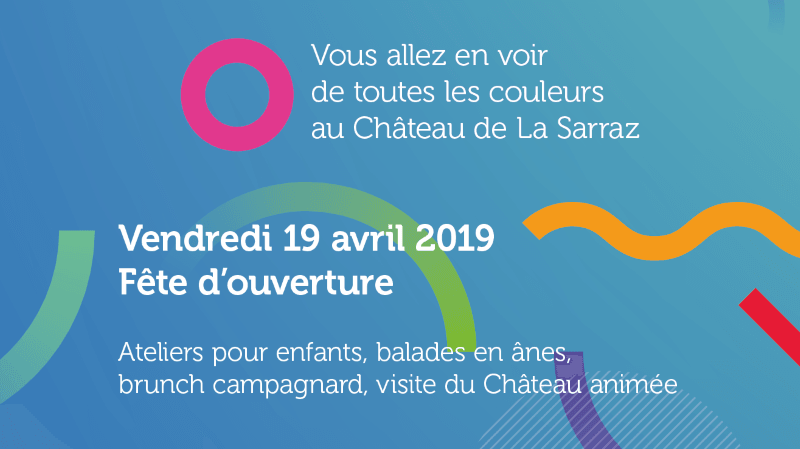 Fête d'ouverture au Château