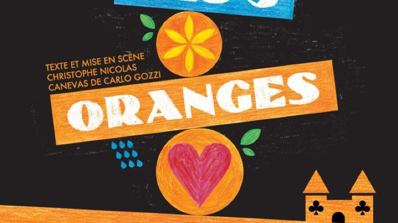 L'amour des trois oranges
