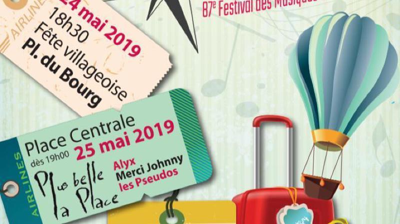 Festival des Fanfares du Bas-Valais 2019