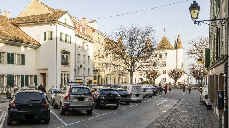 Nyon repousse les aménagements temporaires de la place du Château