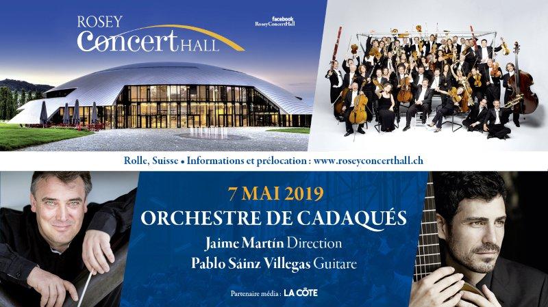 Orchestre de Cadaques - Rosey Concert Hall