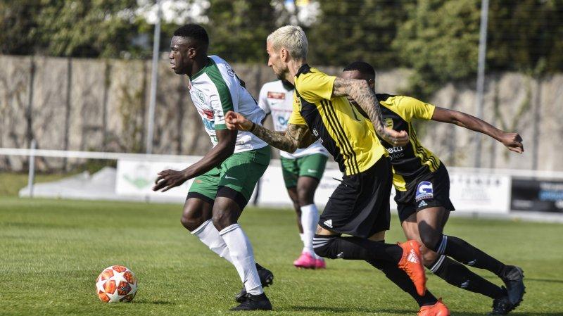 Le Stade Nyonnais offre la victoire à Yverdon