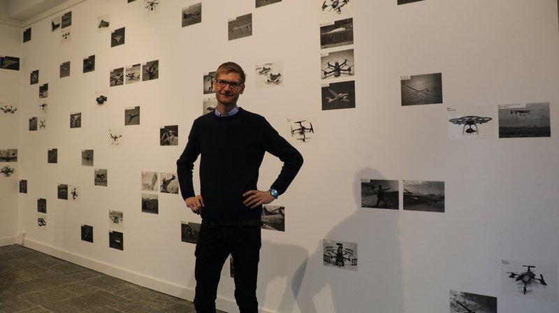 Nyon: une expo pour étudier l'impact des drones