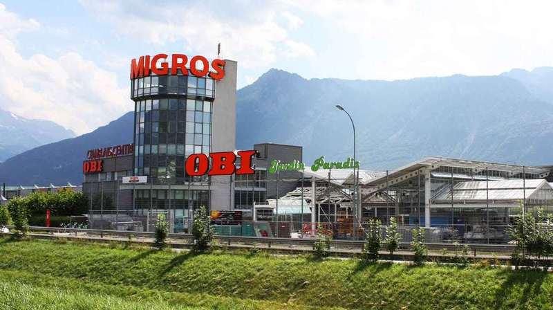 Commerce de détail: Migros va fermer son Obi à Aigle d'ici une année
