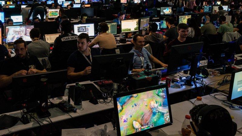 Les as du jeu vidéo de La Côte sont prêts pour la PolyLAN