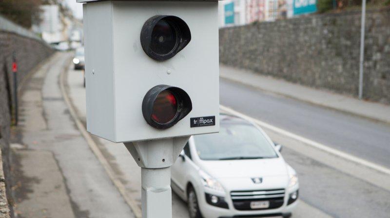 Quatre fois plus de véhicules contrôlés pour un taux d'infraction en baisse