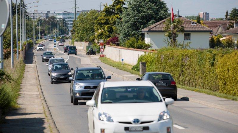 Prangins: «Si le trafic de la route de l'Etraz est dévié, ce sera le chaos»