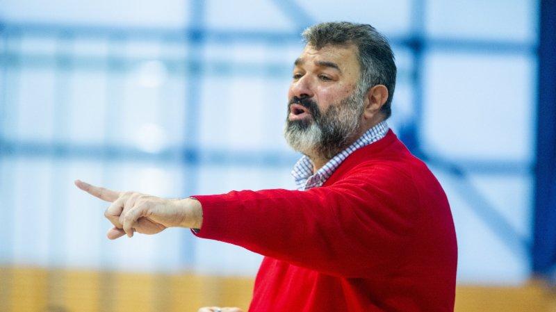Un revers qui n'inquiète pas outre mesure l'entraîneur nyonnais Alain Attallah.