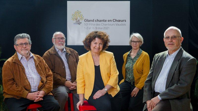 Gland sera le cœur de la Fête cantonale des chanteurs en 2021