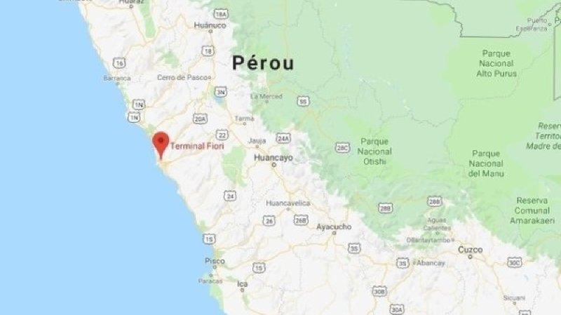 Pérou: l'incendie d'un bus fait 17 morts