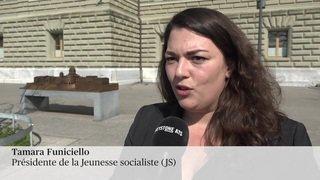Fiscalité: dépôt de l'initiative pour taxer les 1% des Suisses les plus riches