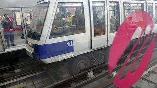 Lausanne: tests pour améliorer l'accès au métro M2