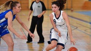 Le Nyon Basket Féminin se sort des griffes zurichoises